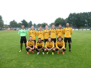 Rushall Olympic, this evening's visitors