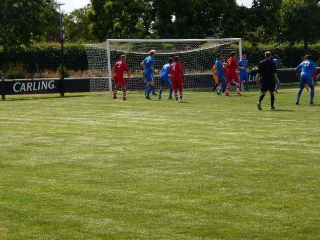 Second half pressure by WWFC