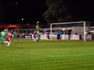 Wood attack quenched by Alvechurch defence