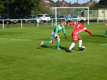 Close marking by Brocton