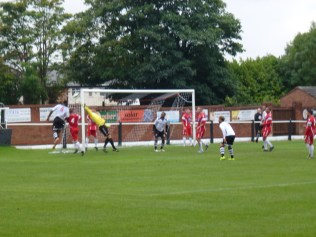 Excellent goalkeeping by Wood's no 1