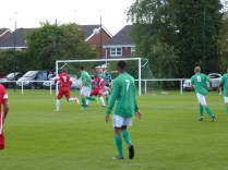 Dismay and alarm by Brocton as the Wood attack again.