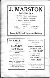 Cannock Chase Jubilee Souvenir 1935_000019