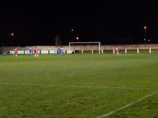 Walsall Wood show a comprehensive repertoire of skills in this match. Another goal!