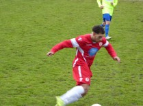 One of the Wood's bright stars in action