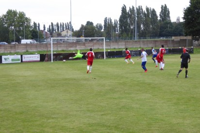 First goal to Coleshill