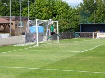 An excellent save by Tividale 'keeper