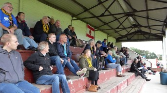 Visiting Alvechurch and local Walsall Wood supporters were treated to an interesting soccer match