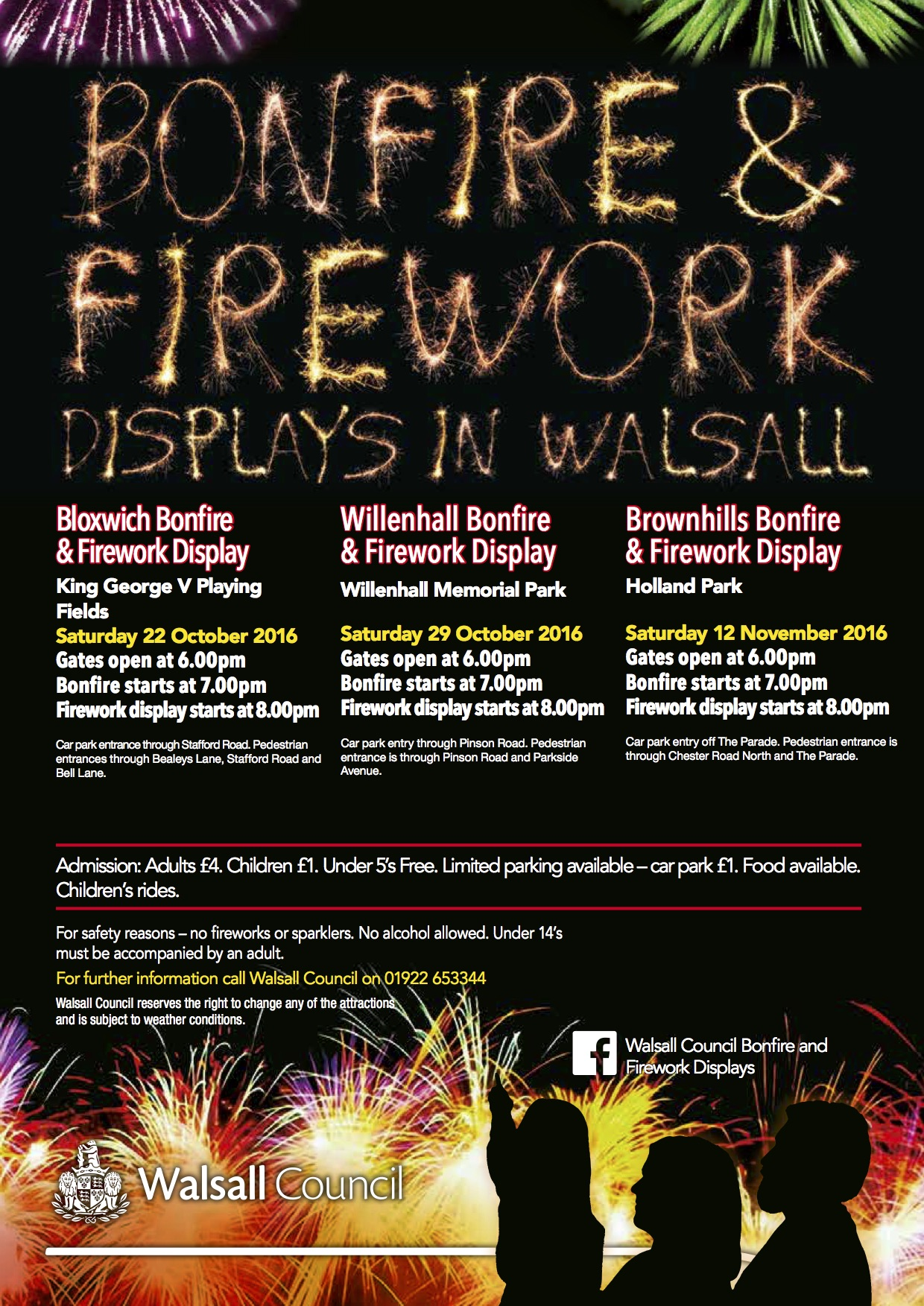 don t forget it s the 2016 brownhills bonfire this saturday