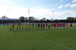 Coventry Sphinx played in blue and yellow