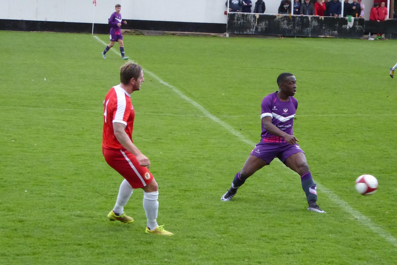 Sportsmen in action