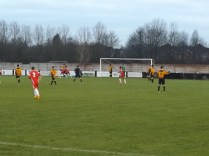 Second goal to the Wood, in the second half. Come on Rocester!
