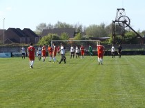 The Wood score a goal in the second half and home supporters blink - and spill precious ale - £3 a pint