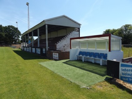 Over the years the 1936 stand has seen many amazing sporting events, heard many heart-felt emotions, but what happens in the stand …..