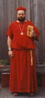 1993: David Capewell as Cardinal Wolsey