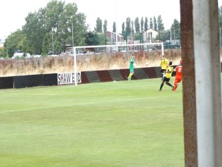First goal,to Walsall Wood