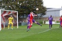 Second half and the Wood need to get another goal to make sure. Would the Wood?