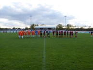 Pelsall played in red and black.