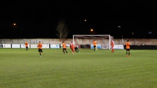 Second half and the Wood up their play, and the Wolves up theirs. Come on lads.