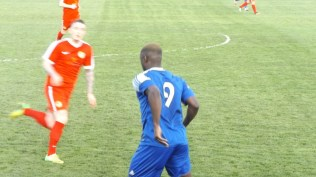 For me no 9 was a star player. Strong, keen, accurate and eager. Gave the Wood an interesting time