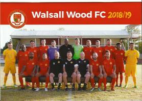 From today's matchday programme is this fine photo showing the squad to start the new season, the name of the team sponsors, the famous Nike logo, and the club crest.