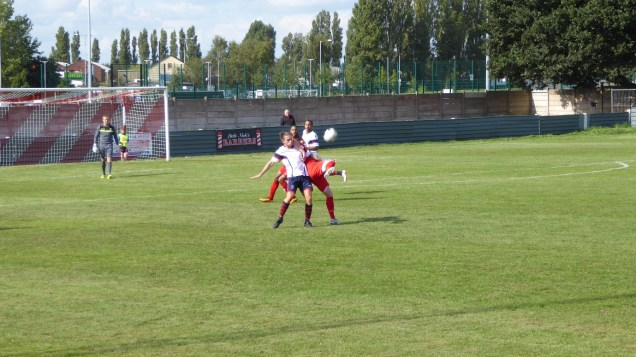 This was a rollocking match as seen here. Second half brings a new dimension to the game.