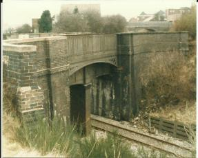 Brownhills canal Gerald photo album 13 no 07