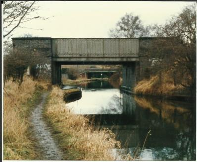 Brownhills canal Gerald photo album 13 no12