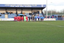 Long Eaton are a friendly club who have wonderful facilities and always give Walsall Wood fans a genuine welcome.