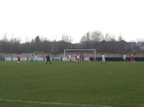 Second half and a fine goal by Coventry, after pressure play and numerous attacking moves