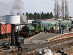 The Chasewater Railway, from Chasewater Stuff's Blog