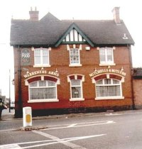 When the Warreners Arms was still a pub, by Jamie Brook