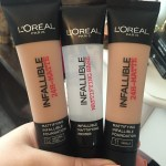 L Oreal Infallible 24h Matte Foundation Brownie S Beauty Blog