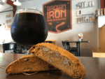 Brown Iron RBA Dark Nemesis: Vanilla Biscotti