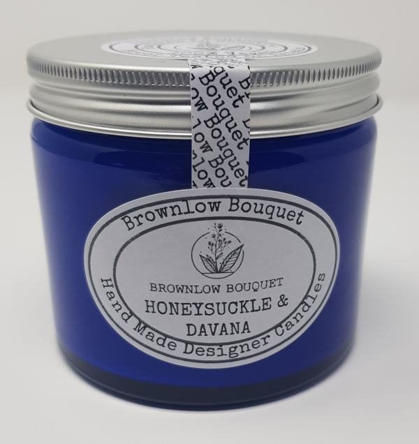 Honeysuckle And Davana Candle Pack Shot Medium