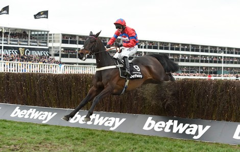 Sprinter Sacre takes the last to win 16-3-16