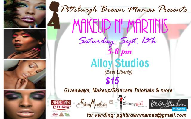 makeup&martinis