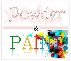 powder and paint