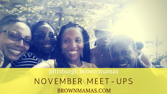 Brown Mamas' Host Family Photo Drop-In for November