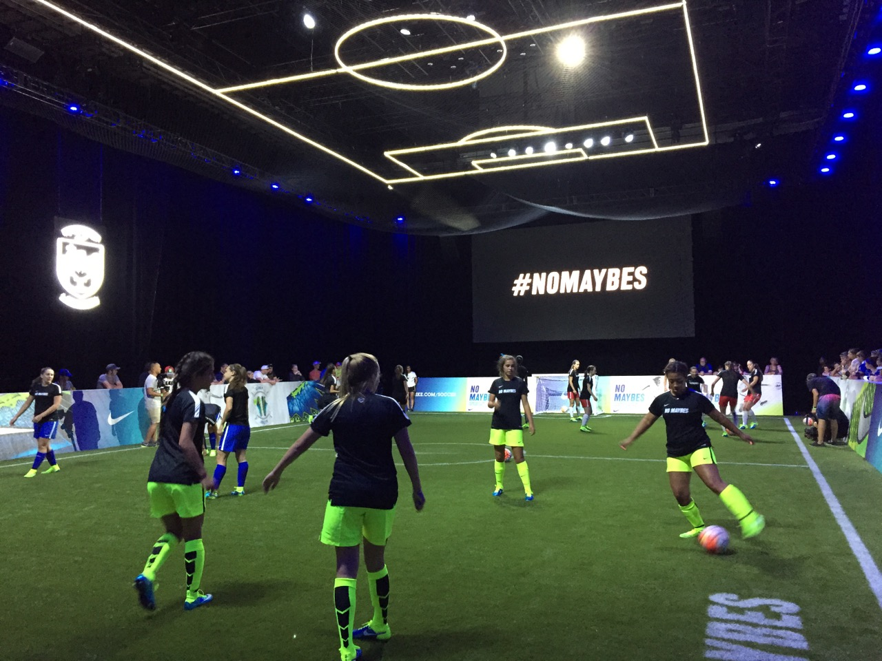 Nike Underground at Women's World Cup