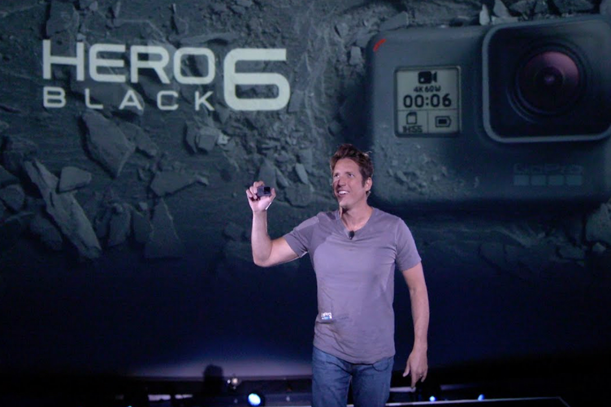 GoPro HERO6 Black and Fusion Cameras Launch