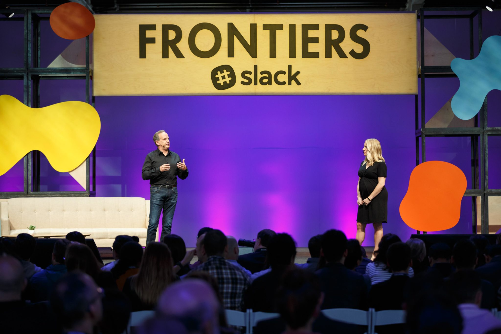 Frontiers Slack User Conference