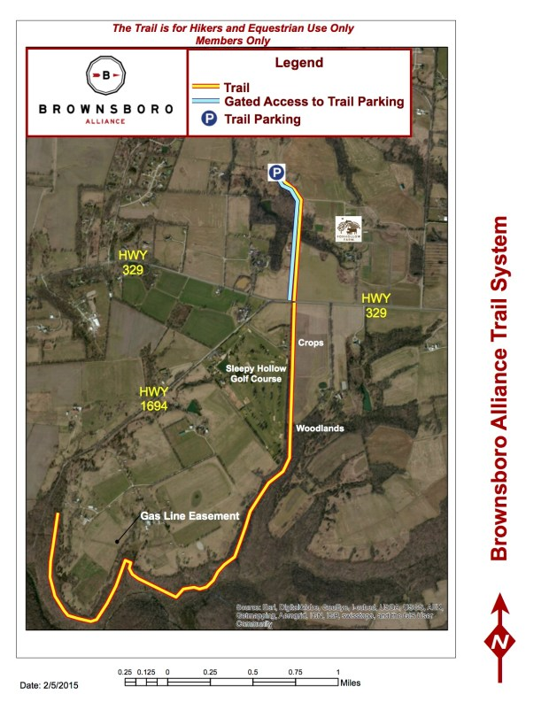BA - BATA Revised 2 Trail Map