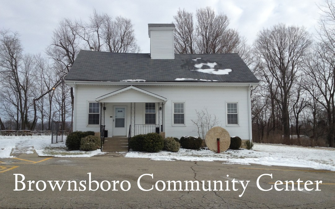 Brief History of the Brownsboro Community Center