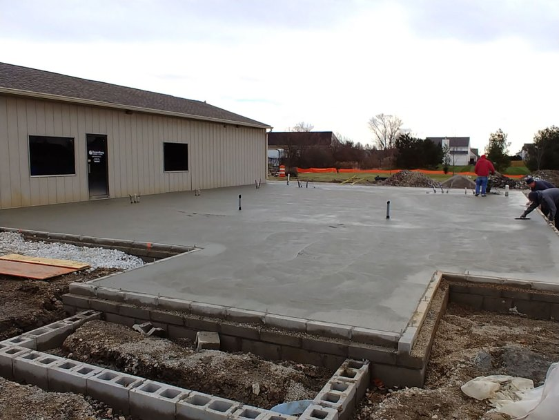 Brownsburg Animal Clinic expansion