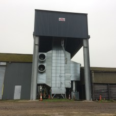 Grain Drier Cover