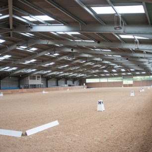 Riding Arena - Internal