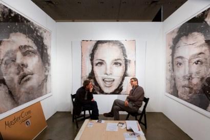 2016 Los Angeles Art Show, Los Angeles Convention Center, Los Angeles, California, USA