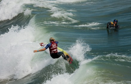 US OPEN OF SURFING HUNTINGTON BEACH