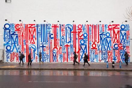 Street Art, Greenwich Village, Manhattan, New York City, New York, United States of America